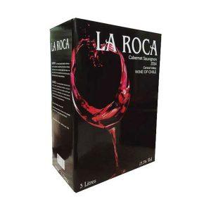 rượu vang La Roca 3L ava
