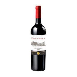 rượu vang France Maison Cabernet Sauvignon ava