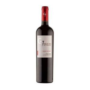 rượu vang G7 Cabernet Sauvignon ava