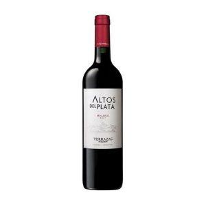 rượu vang Terrazas Altos Malbec ava