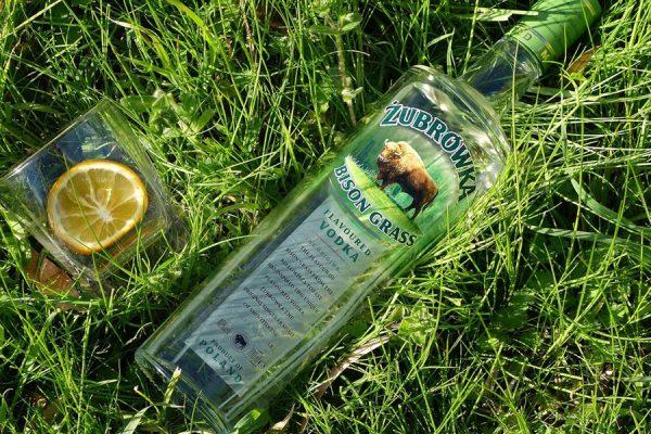 rượu Zubrowka Vodka