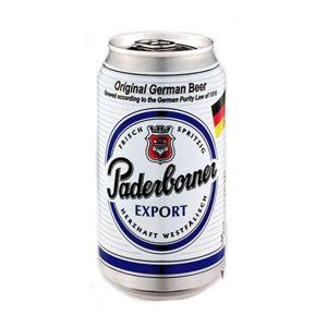 Bia Paderborner export 330ml ava