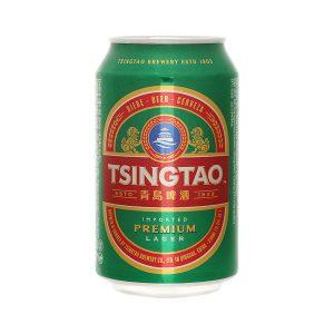 Bia Tsingtao lon 330ml ava