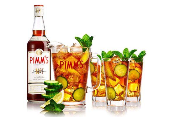 rượu Pimm's