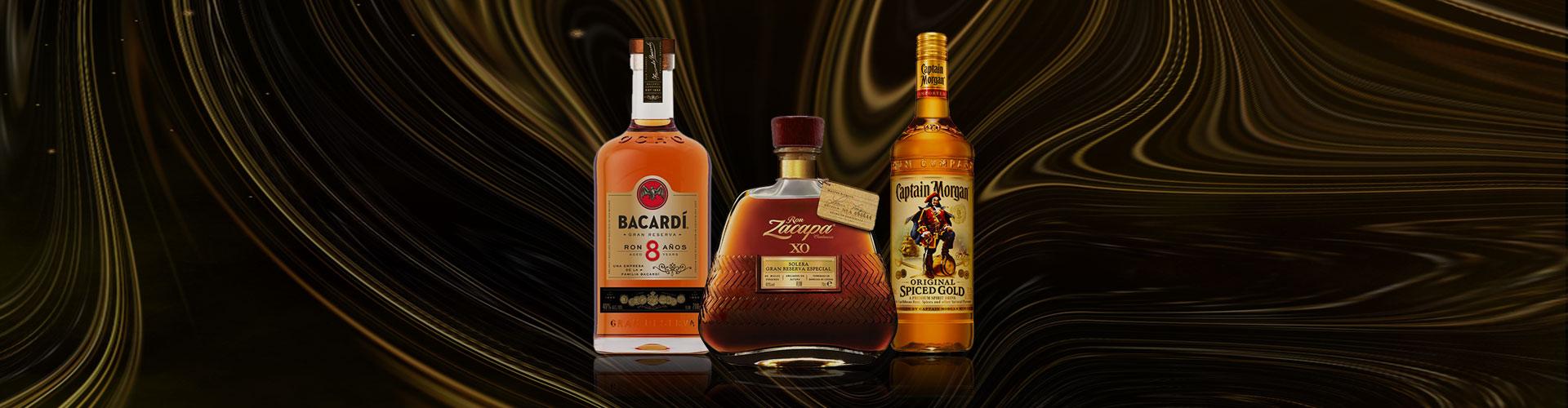 HeadBanner Rum