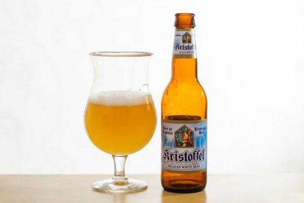 bia Kristoffel trắng chai