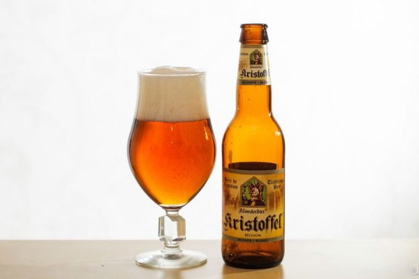bia Kristoffel vàng chai
