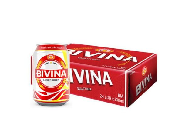 bia Bivina lon
