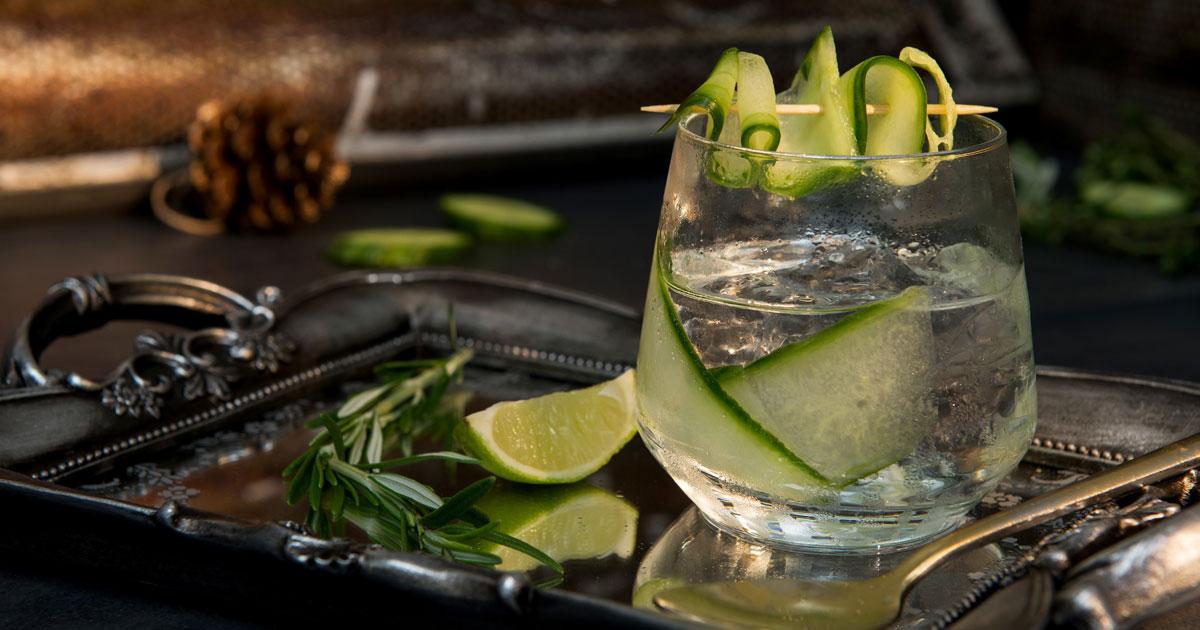 Rượu Gin và một số loại Gin nổi tiếng trên thế giới