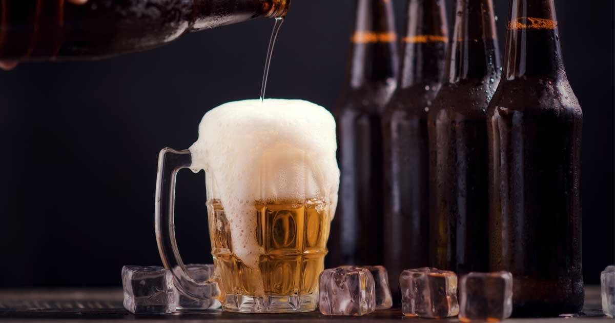 """Top 5 bia không cồn """"thịnh hành"""" trên thị trường hiện nay"""