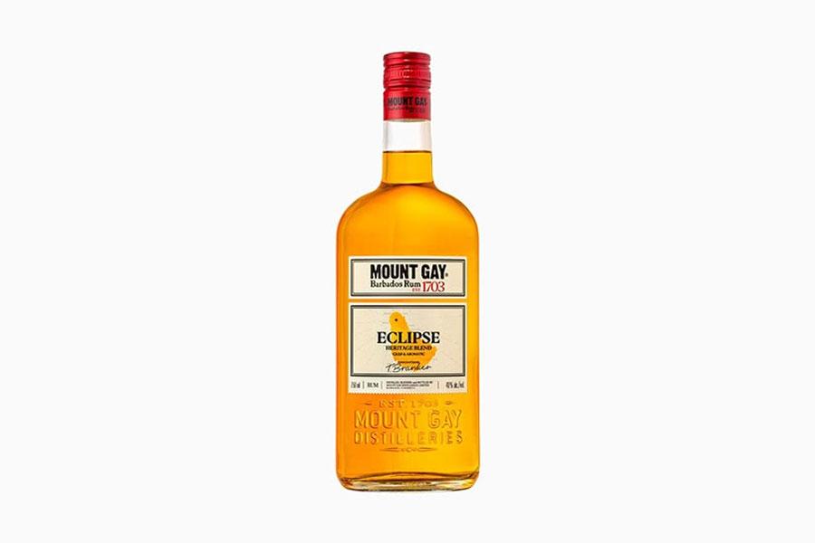 Rượu Rum của Mount Gay