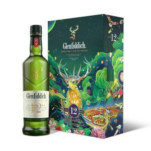 Rượu Glenfiddich 12 – Hộp quà tết 2022 ava
