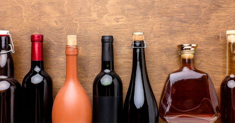 Rượu Trung Tâm thu mua rượu ngoại