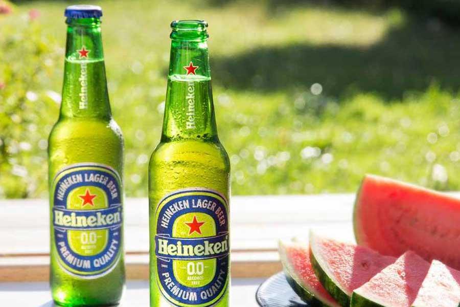Heineken  là dòng bia có tuổi đời lâu năm được người tiêu dùng yêu thích